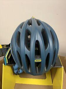 mavic ksyrium pro Helmet, Majolica Blue, M