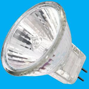 8x 16W = 20W MR11 GU4 Halogen Reflector Spot Light Bulbs Lamps, 12V,