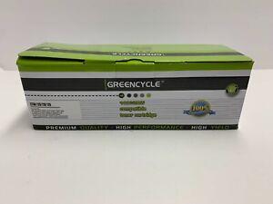 1PK Black Laser Toner Cartridge Greencycle for hp LaserJet P1566 P1567 P1568