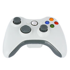 Wireless Gamepad Remote Controller for Microsoft Xbox 360 Game Console White