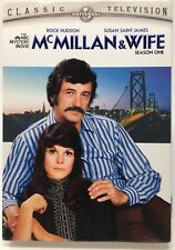 McMillan  Wife - The Complete First Season (DVD, 2011, 4-Disc Set)