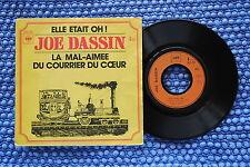 JOE DASSIN / SP CBS 7716 / Label 2 / S.A.C.E.M. 1972 ( F )