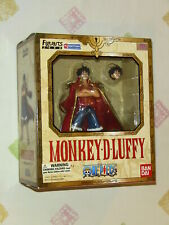 Bandai Figuarts Zero One Piece Monkey D. Luffy PVC Figure NEW MIMB