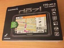 Garmin Dezl 770 LM 7 pollici AUTOCARRO/Camion Sistema di navigazione satellitare-Nero