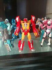 Transformers Classics/ Generations 86 Movie Lot; Hot Rod. Arcee , Kup, Wreck...