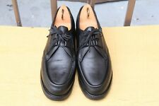 "CHAUSSURE DERBY PARABOOT ""MICHAEL"" CUIR 7,5 / 41,5 TRES BON ETAT MEN'S SHOES"