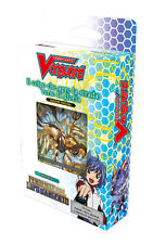 CARDFIGHT!! VANGUARD Trial Deck 05: Fendente Del Lupo D'Argento ITALIANO