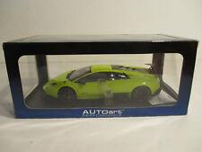 (GOK) 1:18 AUTOart Lamborghini Murcielago LP670-4 SV Verde Sanda/L Green NEU OVP
