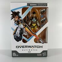 """NEW Hasbro Overwatch Ultimates Series Tracer 6"""" Collectible Action Figure"""