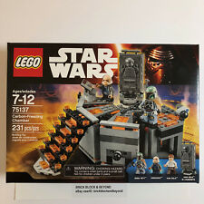 LEGO Star Wars 75137 Carbon-Freezing Chamber New Sealed