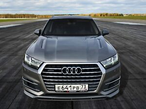 Hood for Audi Q7 by Renegade Design