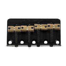 WILKINSON WBBC  4 string bass bridge black#17