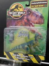 "Kenner Jurassic Park The Lost World Pachycephalosaurus ""Ram Head"" Figure! (1996)"