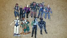 Assorted figure lot wwe katniss kingdom hears gears of War