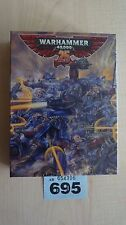 WH40K LIMITED EDITION SPACE MARINE CAPTAIN WH40K 25TH ANNIVERSARY NISB OOP #695
