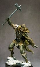 DARK SWORD MINIATURES - DSM7429 Male Barbarian w/Warhammer
