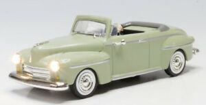 New Woodland Vehicle Convertible O Scale Cool JP5974