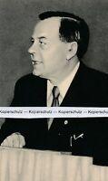 Dresden - Oberbürgermeister Walter Weidauer - um 1955     I 24-16