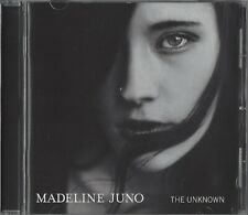 MADELINE JUNO / THE UNKNOWN * NEW CD 2014 * NEU *