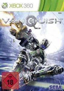 XBOX 360 VANQUISH OVP Neu