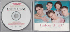 MAXI CD 4T TAKE THAT EVERYTHING CHANGES INCLUS BEATLES MEDLEY 1994