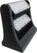 60 WATTS  Rotatable Wallpacks 5000k UL, DLC