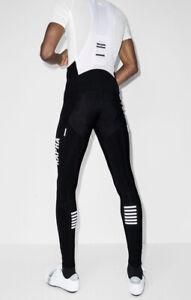 Rapha Pro Team Winter Tights II with Pad Bib Shorts RCC Size Medium M