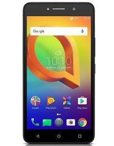 "ALCATEL(6) A2 xl 3G 8050D - Android -Metal Blue -Dual Sim- 6""- BNIB - Smartphone"