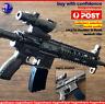 HK416 Keyring Assault Rifle Gun HK416 Keychain Heckler & Koch DE Gun Model PUBG