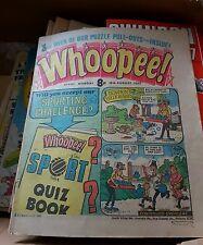 WHOOPEE! Comic - Date 13/08/1977