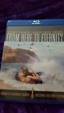 From Here to Eternity (Blu-ray Disc, 2013) ORIGINAL bluray MOVIE Burt Lancaster