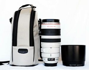 Canon EF 100-400mm F4.5-5.6L IS USM, Preowned Excellent, Sharp