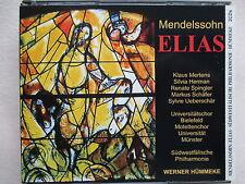 Mendelssohn: Elias - Werner Hümmeke, Mertens, Herman, Spingler, Schäfer - 2 CD