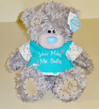 """Carte Blanche 10"""" Tatty Teddy ME TO YOU Plush Bear w Booklet Attached to Ear"""