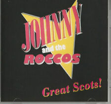 Johnny and the Roccos Great Scots! CD 28 Tracks Magnum Rare Deleted