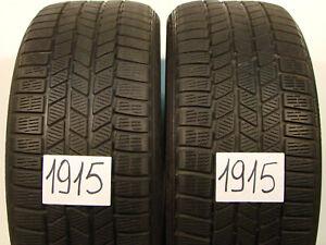 2 x Winterreifen Conti Winter Contact TS 810S  255/40 R20, 101V,XL, M+S .6,5mm