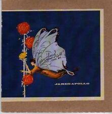 (AQ364) James Apollo, No East, No West - DJ CD