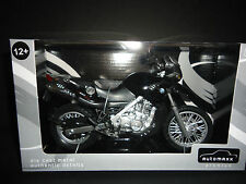 Automaxx BMW F650 GS Black 1/12