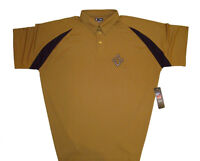 New Orleans Saints NFL Men's Big & Tall Performance Enhanced Polo Shirt
