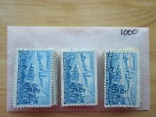 # 1000 x 100 Used Us Stamps Lot Landing of Cadillac Issue See our other lots