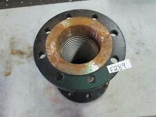 """Flexible Braided S/S Pipe Expansion Joint 4"""" 150# Flanges (New)"""