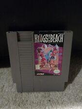 Kings of the Beach NES Nintendo Cartridge