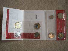 2017 Canada Uncirculated 8 Coin Set of 150th Anniversary Winning Design With 50C