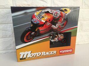 OLD Very Rare Kyosho MINI-Z MOTO Racer ready set  Repsol HONDA #27 from Japan