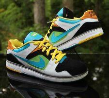 Nike 6.0 Zoom Oncore SE Men's Size 12 Black White Blue Yellow 366634-041