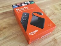Amazon TV Fire Stick 4K Ultra HD and Alexa Voice Remote (NEW 3rd Generation)