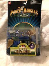 power ranger zeo micro zo zorro 111 playset Bandai Factory Sealed