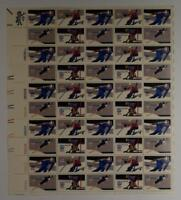 US SCOTT 1795  - 1798 PANE OF 50 1980 OLYMPIC STAMPS 15 CENT FACE MNH