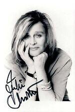 Julie Christie signed lovely 6x4 photo / autograph