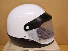 Vintage NOS Shoei S20 S 20 Motorcycle Full Face Helmet Large